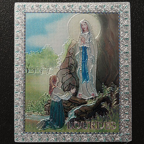 Our Lady of Lourdes magnet 2