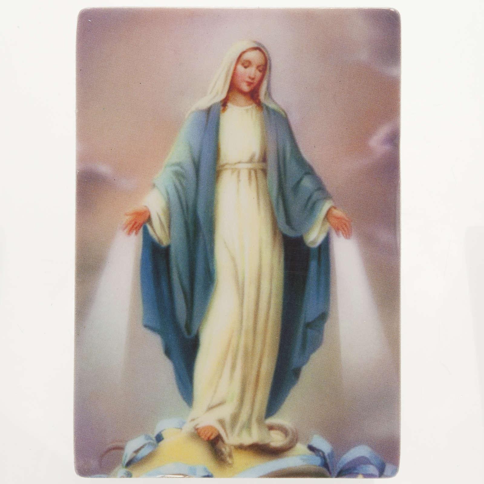 Magnet Vierge Miraculeuse 3