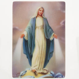 Magnet Vierge Miraculeuse s1