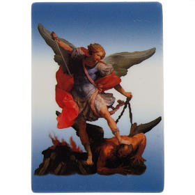 Magnet with Saint Michael s1