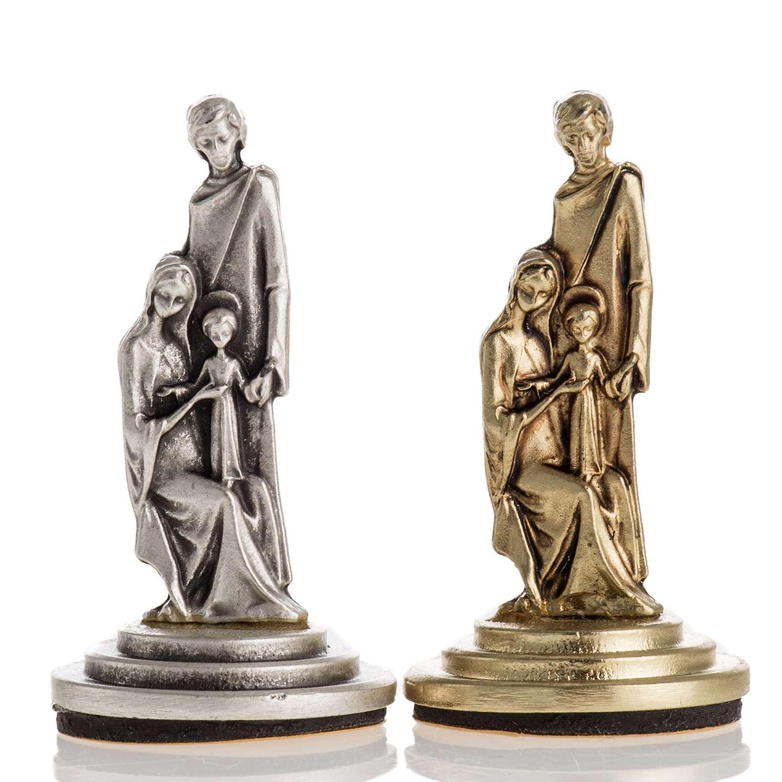Holy Family magnet H 5cm 3