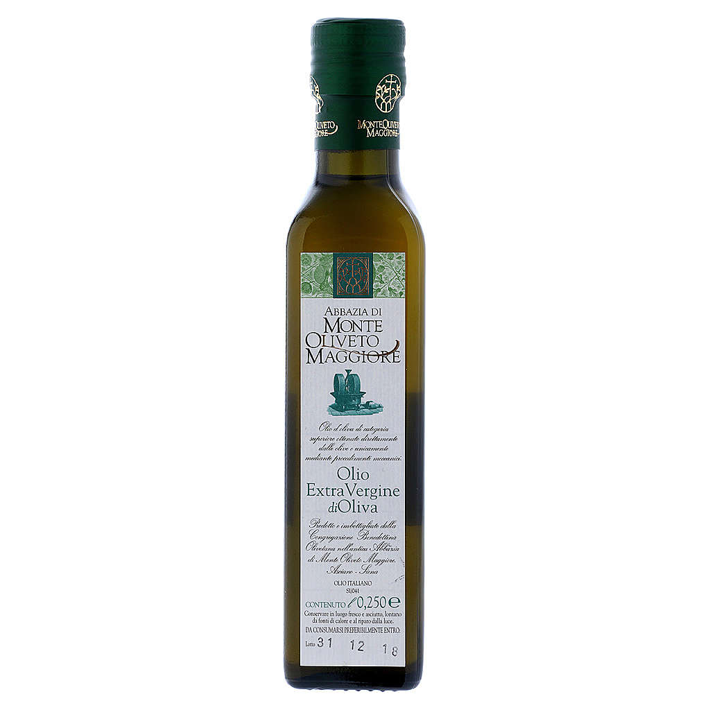 Olej extra vergine Opactwo Monte Oliveto 3