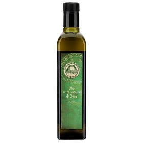 Aceite de oliva extra virgen Monasterio de Vitorchiano s1