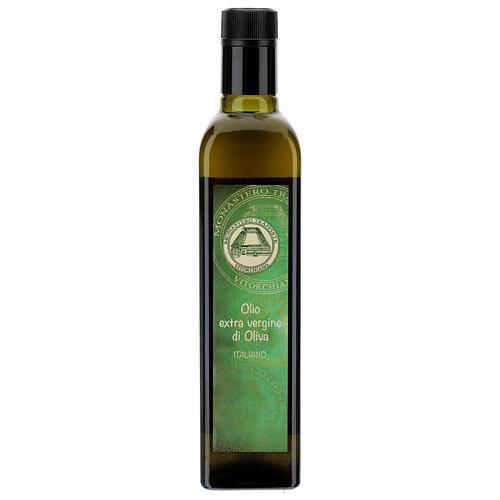 Aceite de oliva extra virgen Monasterio de Vitorchiano 1