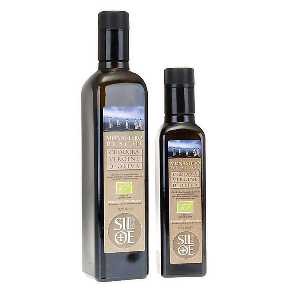 Extra virgin olive oil Monastery of Siloe 3