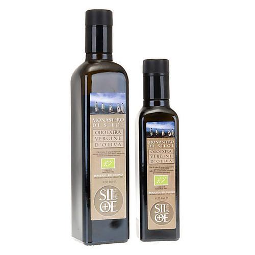 Aceite de oliva extra virgen Monasterio de Siloe 1