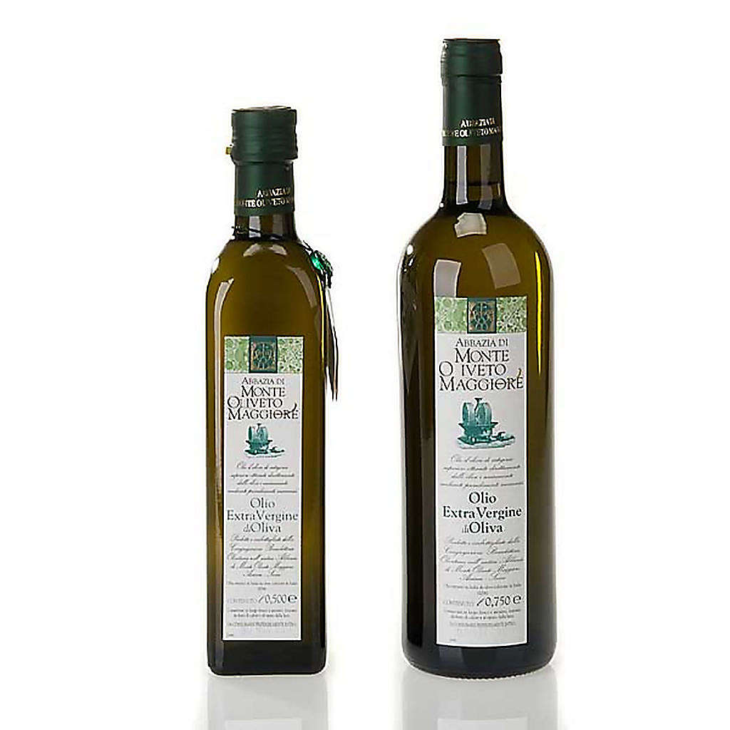 Extra virgin olive oil Monte Oliveto Abbey 3