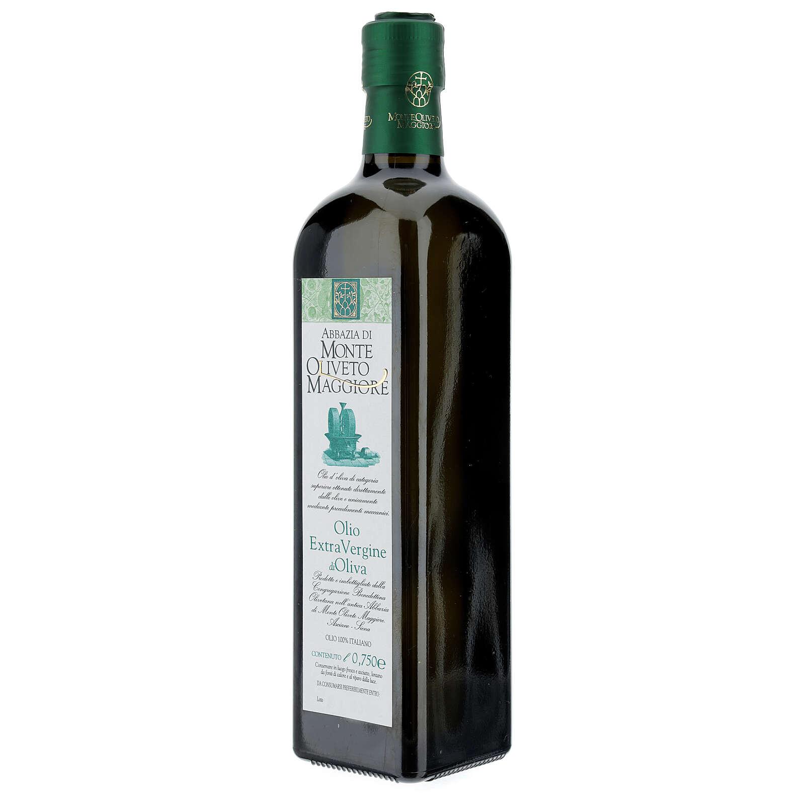Extra virgin olive oil Monte Oliveto Abbey 3