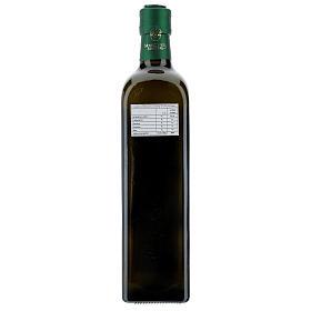Extra virgin olive oil Monte Oliveto Abbey s3
