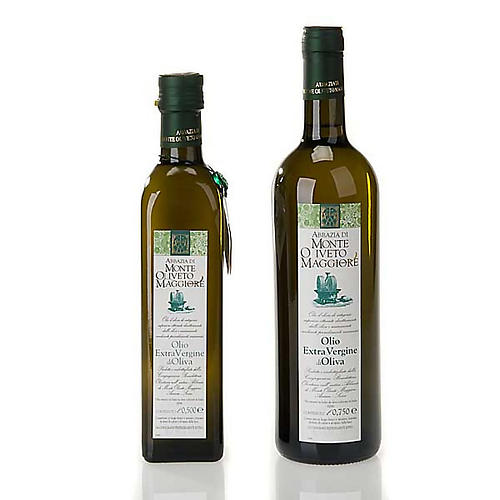 Extra virgin olive oil Monte Oliveto Abbey 1