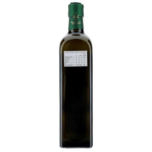 Aceite de oliva virgen extra Abadía Monte Uliveto 3