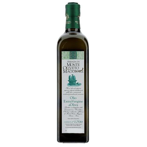 Olio extra vergine oliva Abbazia Monte Oliveto 1