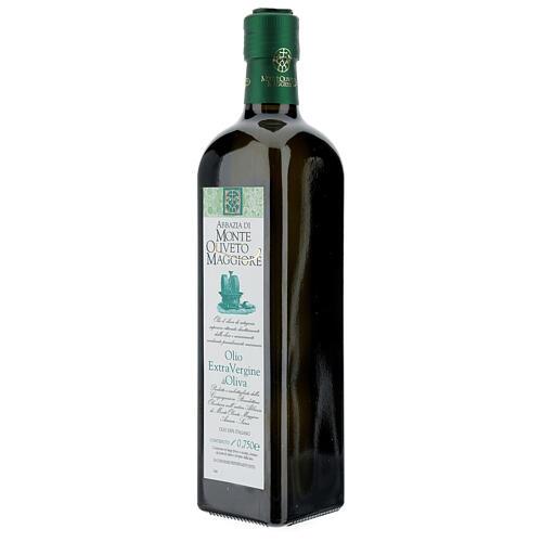 Olio extra vergine oliva Abbazia Monte Oliveto 2
