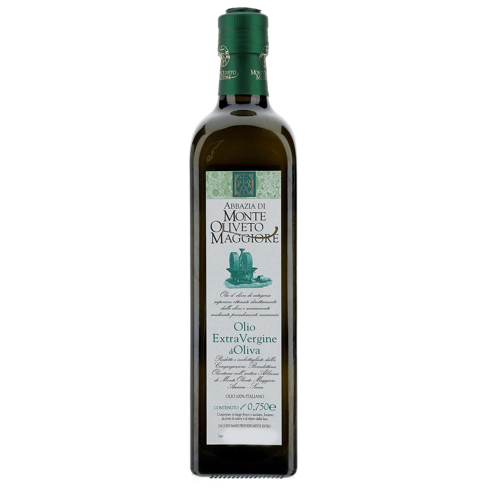 Olej extra vergine z oliwek Opactwo Monte Oliveto Maggiore 3