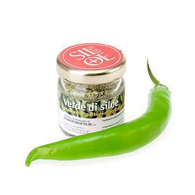 Peperoncino verde 15 gr Monastero di Siloe s1