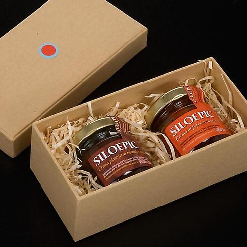 Crema picante: 2 frascos, Monasterio Siloe 2