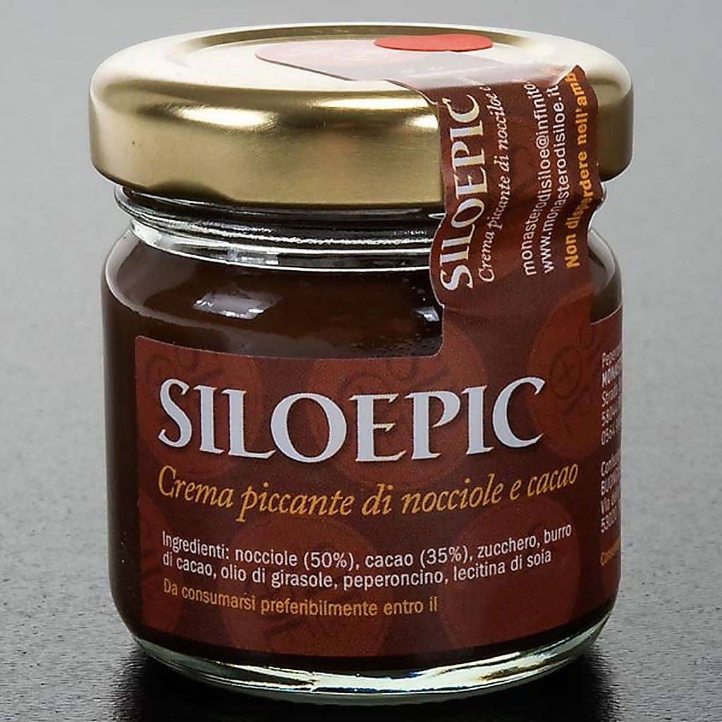 Spicy cream2 pots,  Monastery of Siloe 3