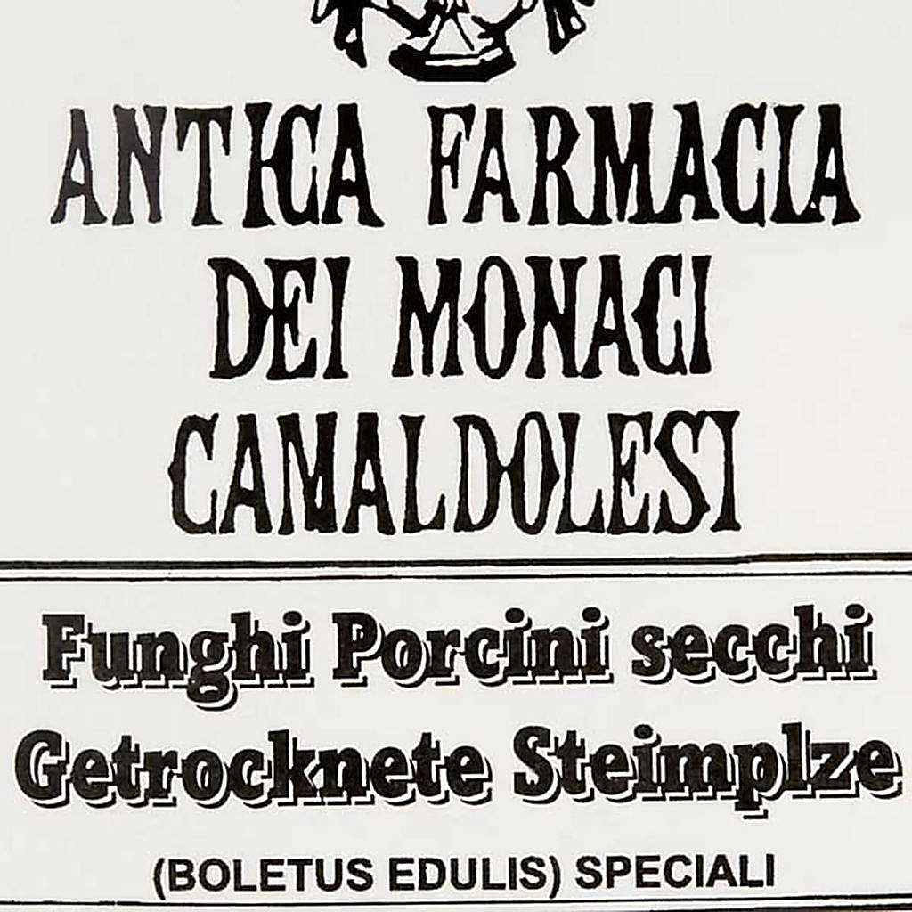 Italian dried Porcini mushrooms, Camaldoli 3