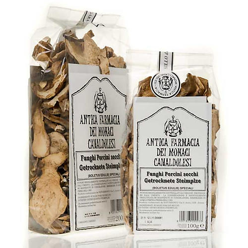 Italian dried Porcini mushrooms, Camaldoli 1