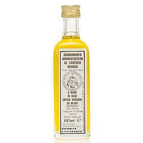 Olio extravergine aromatizzato al tartufo bianco 60 ml s1