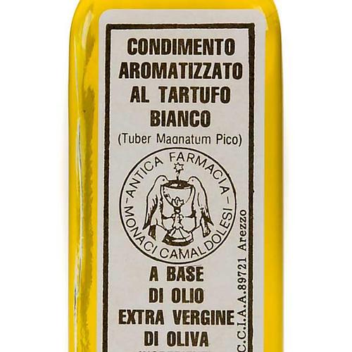 Olio extravergine aromatizzato al tartufo bianco 60 ml 3
