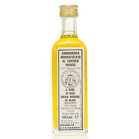 Camaldoli White truffle infused extra virgin olive oil 60ml s1