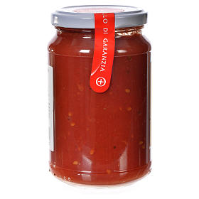 Fresh tomato sauce of Siloe 340g s3