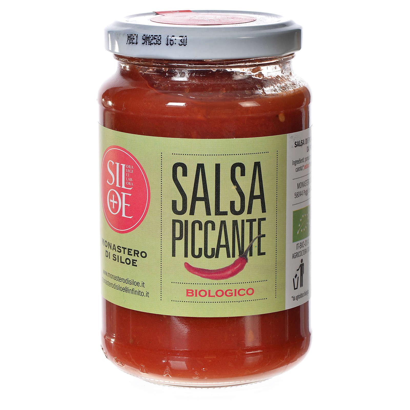 Salsa Picante Monasterio Siloe 340 gr 3