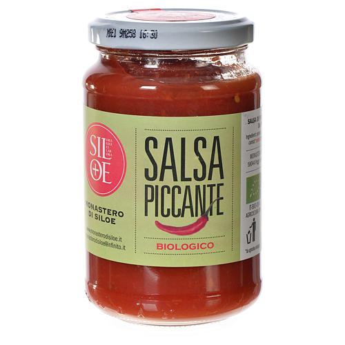 Salsa Picante Monasterio Siloe 340 gr 1