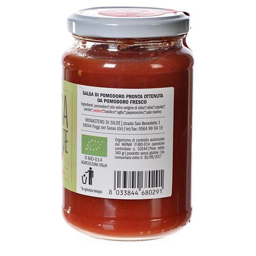 Salsa Picante Monasterio Siloe 340 gr 2