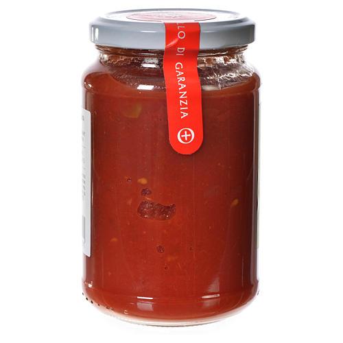 Sauce piquante Siloe 340gr 3