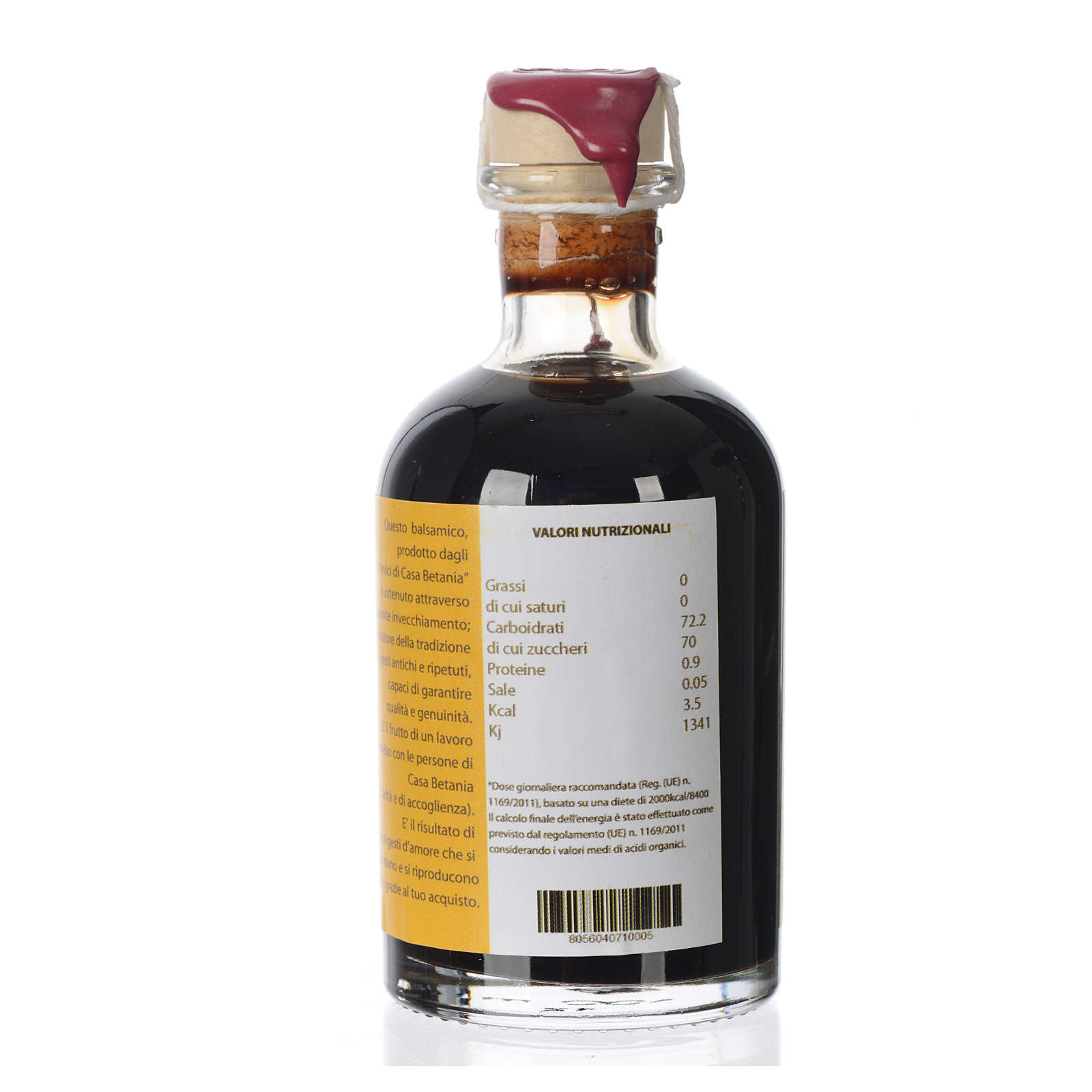 Condimento Balsamico 100 ml invecchiato 5 anni 3