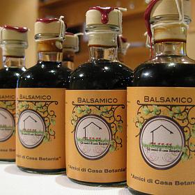 Condimento balsâmico 100 ml envelhecido 5 anos s5