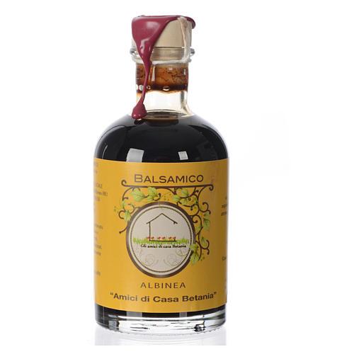 Condimento balsâmico 100 ml envelhecido 5 anos 1