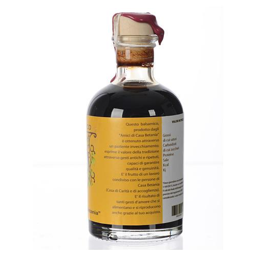 Condimento balsâmico 100 ml envelhecido 5 anos 2