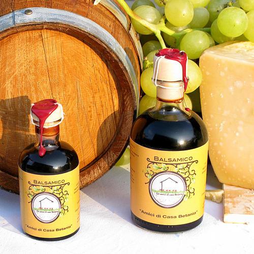 Condimento Balsamico 250 ml invecchiato 5 anni 6
