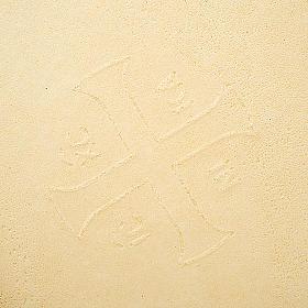 Ostie pane per concelebrazione diam. 13,5 cm s2