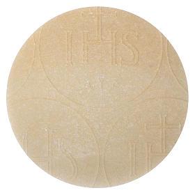 Konzelebrationshostien 12.5 cm 5 Stück dünn s2