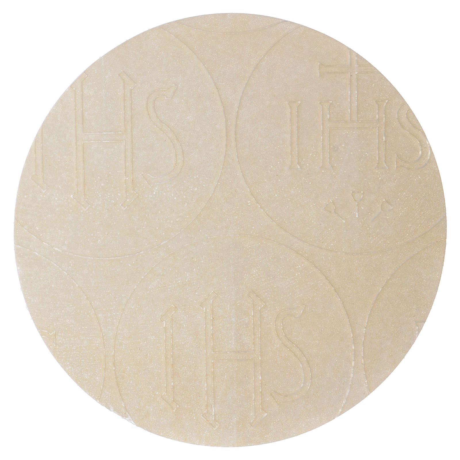Hostias para celebración 15 cm - 5 piezas 3