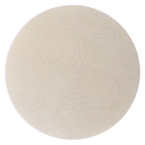 Konzelebrationshostien 5 Stück mit einem Durchmesser von 15 cm 2