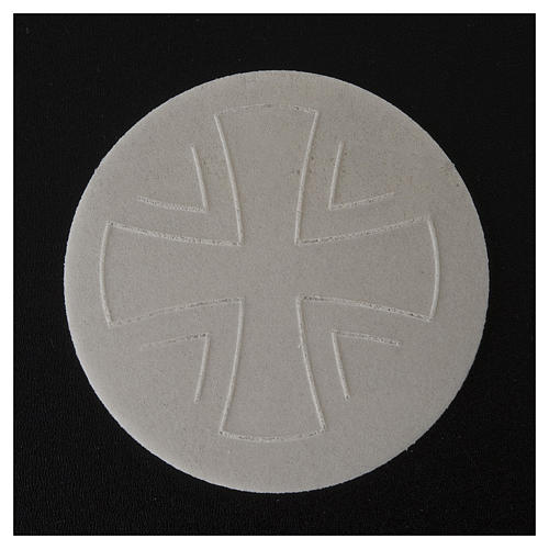 Ostia Magna celebrazione 25 pz. diam. 7,5 cm consistente 3