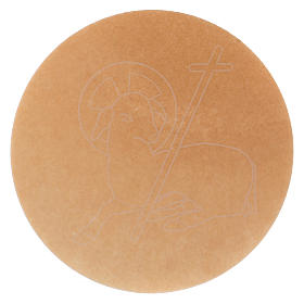 Formas pan concelebración 5 piezas, diámetro 16 cm. s2