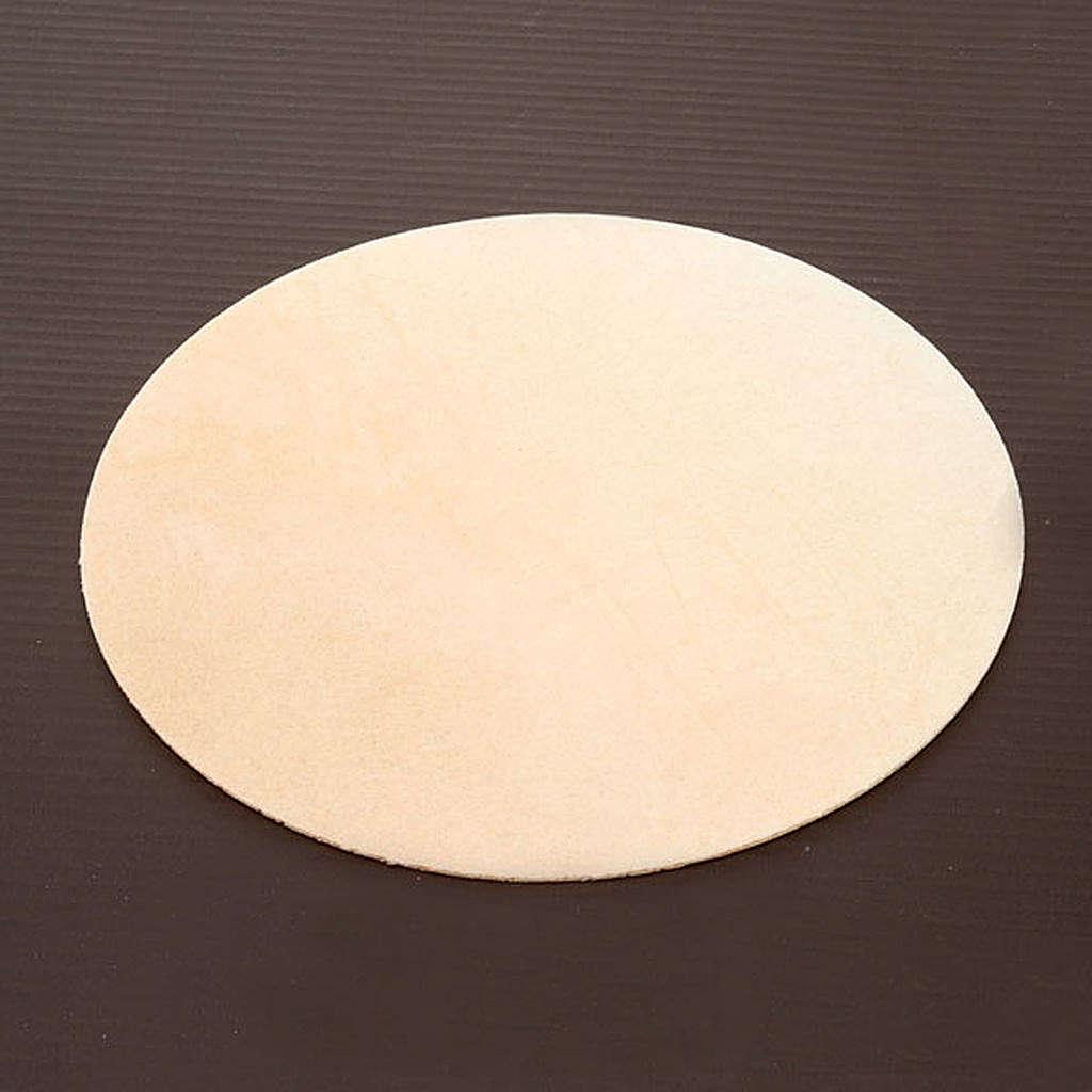 Ostie pane concelebrazione 5 pz. diam. 16 cm 3