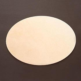 Ostie pane concelebrazione 5 pz. diam. 16 cm s2