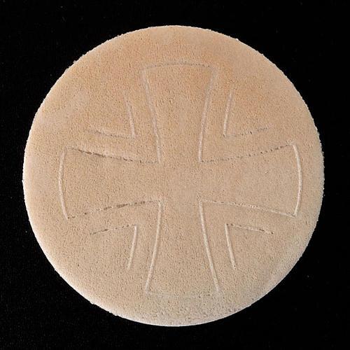 Ostia pane Magna celebrazione 15 pz. diam. 7,5 cm 3