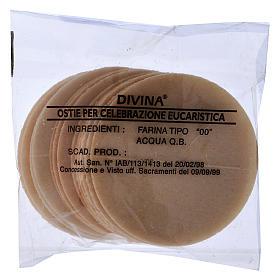Hóstias e Partículas para Missa: Hóstia celebrante espessa 15 unidades diâm. 7,5 cm