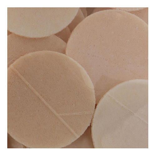 Hostia / Forma pan 300 piezas, 3.5 cm.