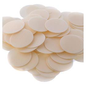 Hostias 500 piezas 3.5 cm. sútiles s2