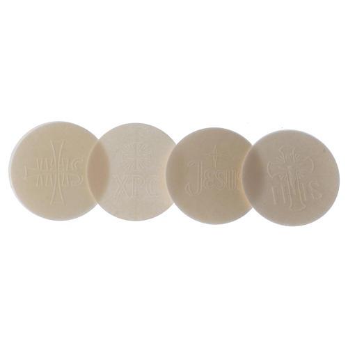 Große Hostien (Ostia Magna) dünn 25 Stück mit einem Durchmesser von 7,5 cm 2