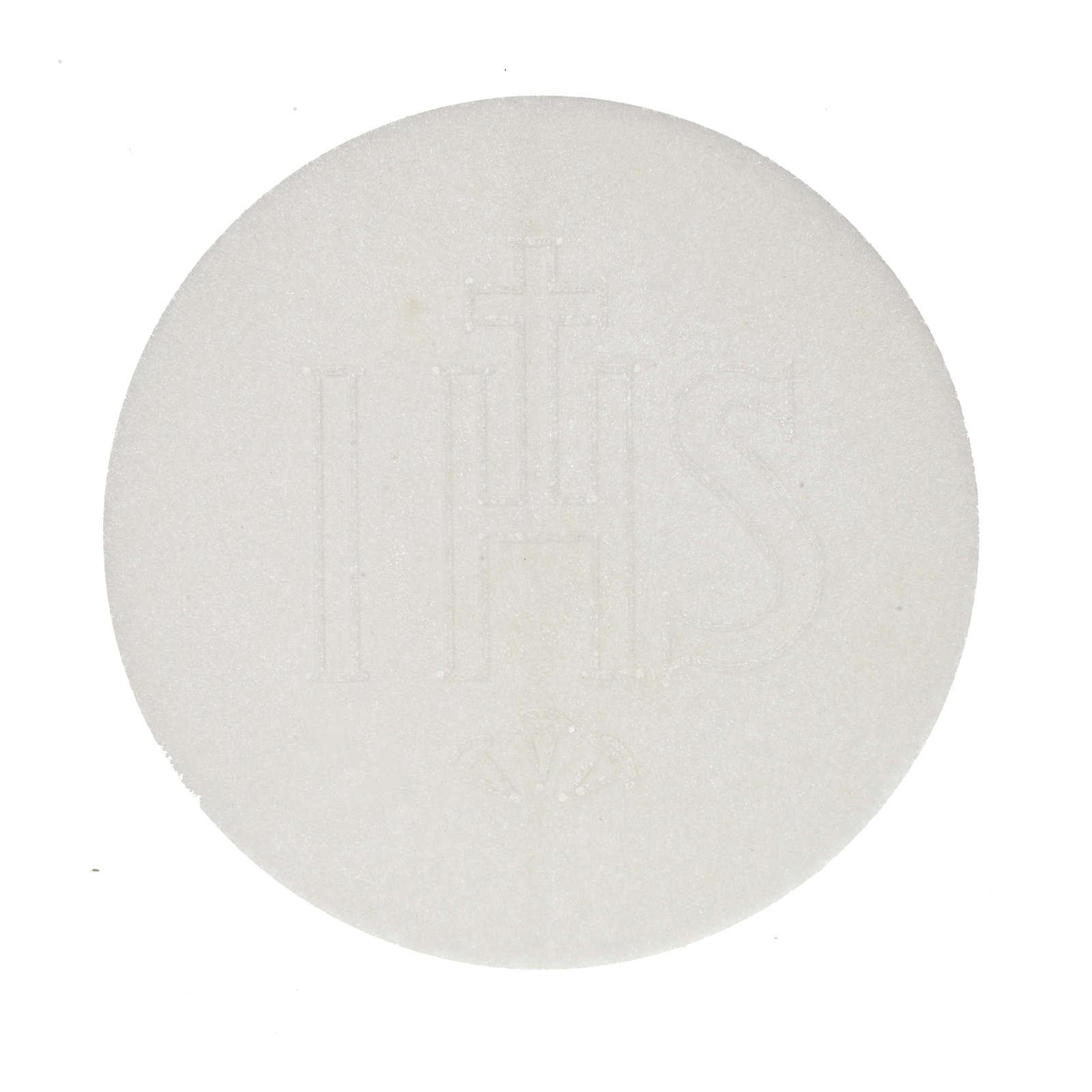 Ostia Magna sottile 25 pz. diam. 7,5 cm 3